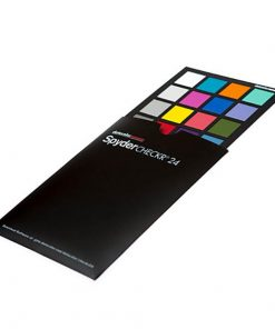 professional pigment-formulated color and gray target.