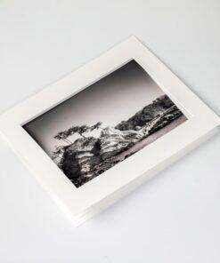 Passe-Partout album mat board for Fine Art Print